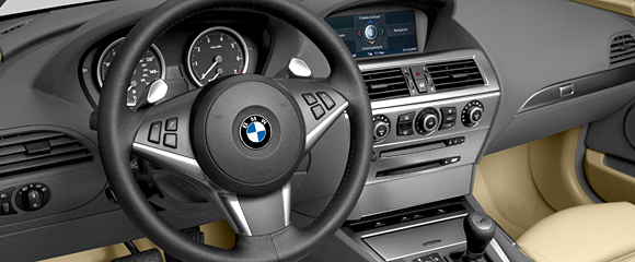 2008 BMW 650i Coupe Interior